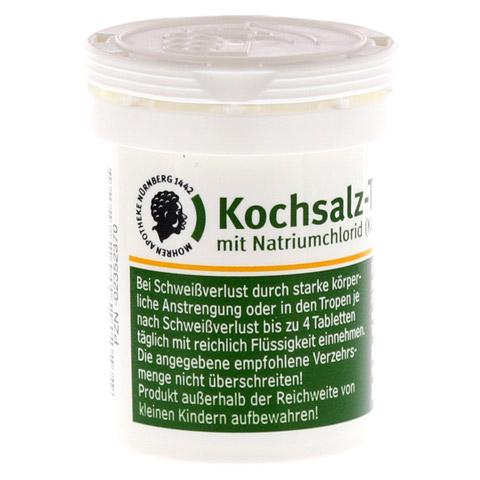 KOCHSALZ-TABLETTEN 100 Stück