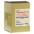 VITAMIN B12+B6+Fols�ure Komplex N Kapseln 60 St�ck