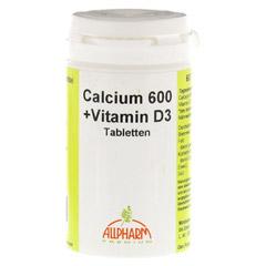 CALCIUM 600 mg+D3 Tabletten 60 Stück