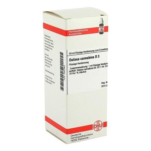 DATISCA cannabina D 3 Dilution 50 Milliliter N1