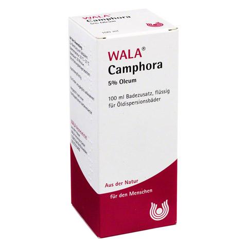 CAMPHORA �L 5% 100 Milliliter N1