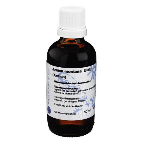 ARNICA Urtinktur Hanosan 50 Milliliter N1