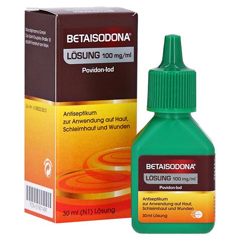 BETAISODONA Lösung 30 Milliliter N1