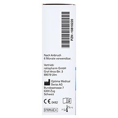 HYALURON ratiopharm Augentropfen 2x10 Milliliter - Rechte Seite