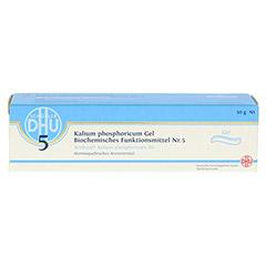 BIOCHEMIE DHU 5 Kalium phosphoricum D 4 Gel 50 Gramm N1 - Vorderseite