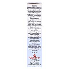 DOPPELHERZ Haar Plus system Tabletten 30 Stück - Linke Seite