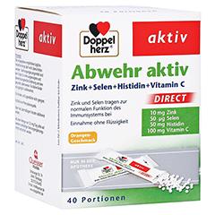 DOPPELHERZ Abwehr aktiv DIRECT Pellets 40 St�ck