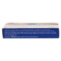NOBILIN Lycopin Mono Kapseln 60 Stück - Unterseite