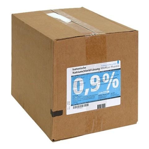 KOCHSALZLÖSUNG 0,9% Plastikfl. 10x500 Milliliter N2