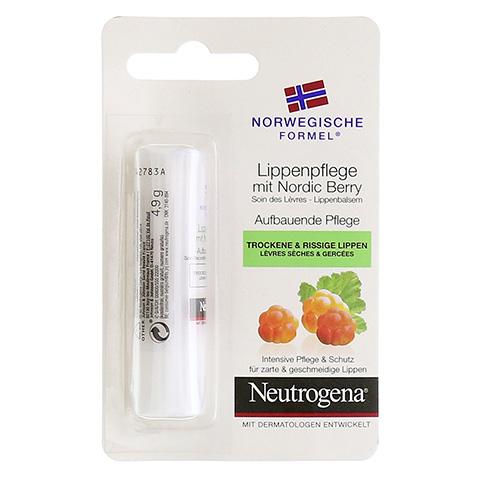 NEUTROGENA norweg.Formel Lippenpflege m.Nord.Berry 4.8 Gramm