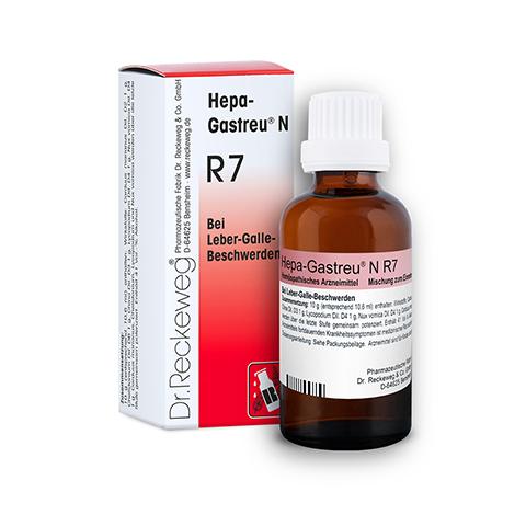HEPA GASTREU N R 7 Tropfen zum Einnehmen 50 Milliliter N1