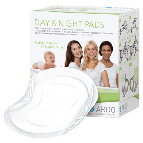 ARDO Day & Night Pads Einweg-Stilleinlagen 30 St�ck