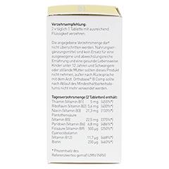 ORTHOBASE B comp Tabletten 60 Stück - Rechte Seite