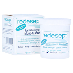 REDESEPT Spezialreiniger für Mundduschen Pulver 150 Gramm