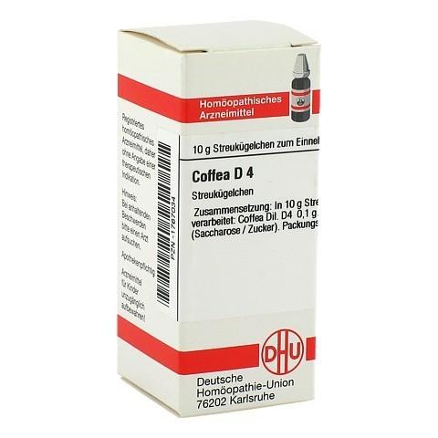 COFFEA D 4 Globuli 10 Gramm N1
