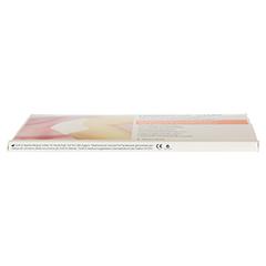 HANSAPOR steril Wundverband 8x15 cm 5 Stück - Unterseite