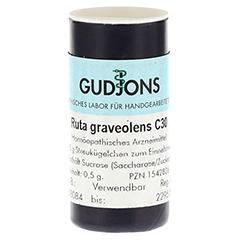 RUTA GRAVEOLENS C 30 Einzeldosis Globuli 0.5 Gramm N1
