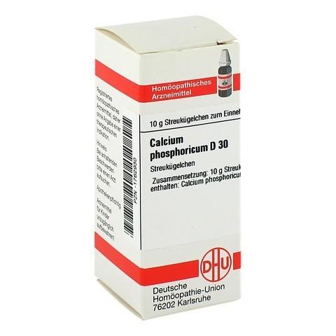 CALCIUM PHOSPHORICUM D 30 Globuli 10 Gramm N1