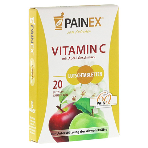 VITAMIN C PAINEX 20 St�ck