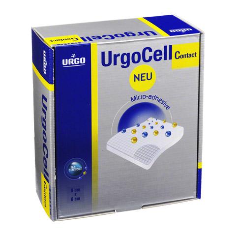 URGOCELL Contact Verband 6x6 cm 10 Stück