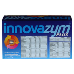 INNOVAZYM Kapseln+Tabletten je 210 St. Kombipack. 1 Packung - R�ckseite