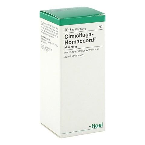 CIMICIFUGA HOMACCORD Tropfen 100 Milliliter N2