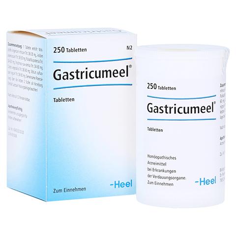 GASTRICUMEEL Tabletten 250 St�ck N2