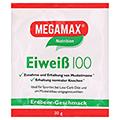 Eiweiss 100 Erdbeer Megamax Pulver 30 Gramm
