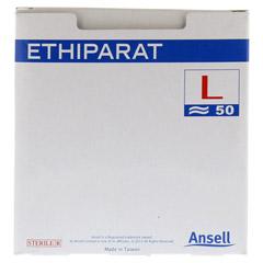 ETHIPARAT Untersuch.Handsch.ster.groß M3370 100 Stück - Vorderseite