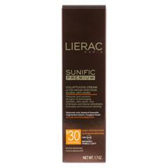 LIERAC Sunific Premium LSF 30 Creme 50 Milliliter - Vorderseite