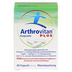ARTHROVITAN Plus Kapseln 60 Stück - Vorderseite