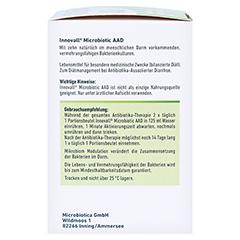 INNOVALL Microbiotic AAD Pulver 14x5 Gramm - Linke Seite