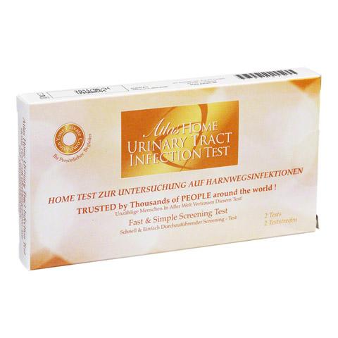 HOMETEST zur Untersuchung auf Harnwegsinfektion 2 St�ck