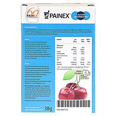 CALCIUM MIT Vitamin C PAINEX Lutschtabletten 20 Stück - Rückseite