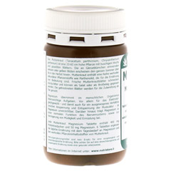 MUTTERKRAUT Magnesium Tabletten 150 Stück - Linke Seite