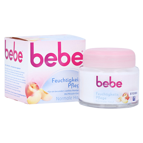 BEBE Young Care Feuchtigkeitscreme 50 Milliliter