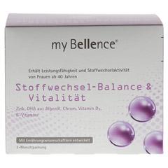 MY BELLENCE Stoffwechsel-Balance&Vitalit�t Kombip. 2x60 St�ck - Vorderseite