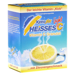 XENOFIT hei�es C light Granulat Beutel 10x6 Gramm