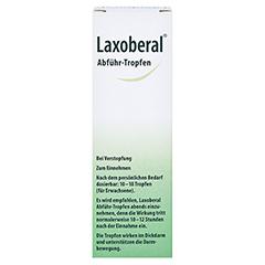 Laxoberal Abführ-Tropfen 7,5mg/ml 30 Milliliter N2 - Rückseite