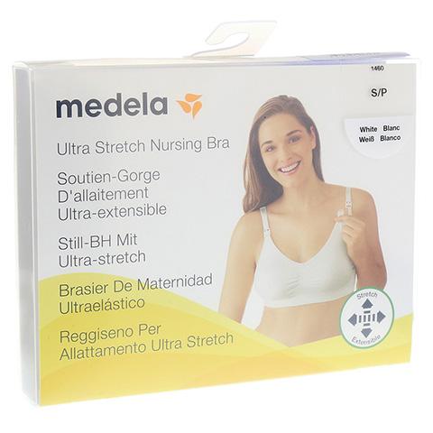 MEDELA Schwangerschafts- u.Still-BH S weiß 1 Stück