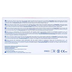 XAILIN Wash Augenspüllösung in Einzeldosen 20x5 Milliliter - Rückseite