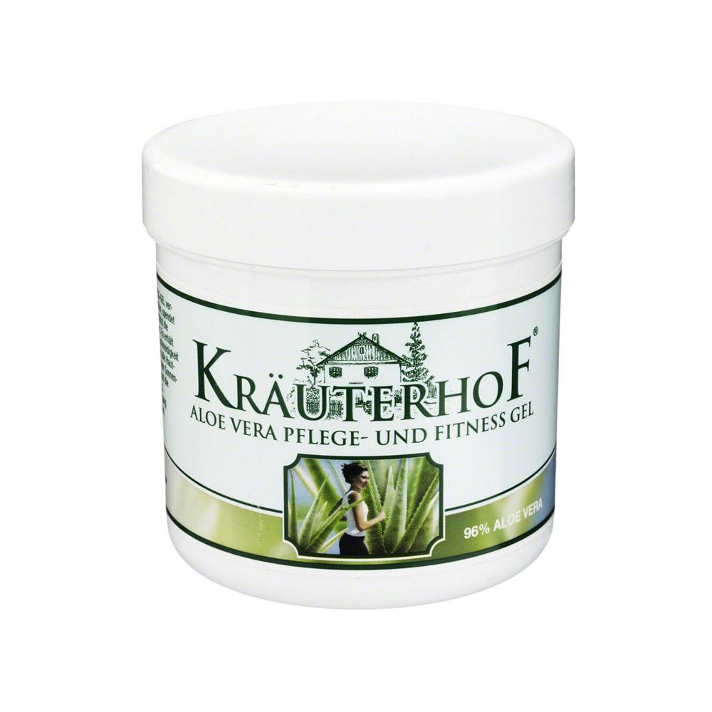 Kr uterhof pflege und fitnessgel aloe vera 250 milliliter online bestellen medpex versandapotheke - Pflege aloe vera zimmerpflanze ...
