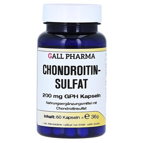 CHONDROITINSULFAT 200 mg GPH Kapseln 60 Stück