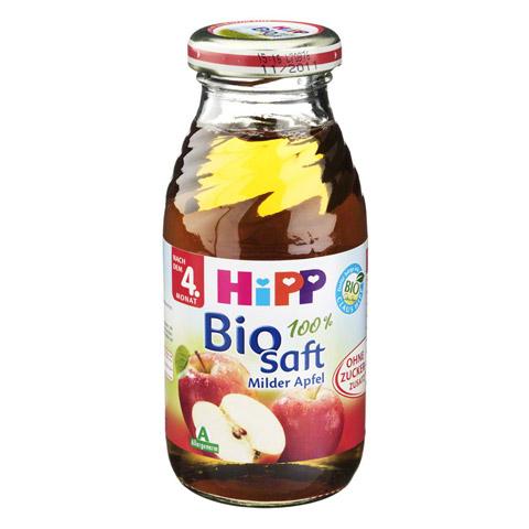 HIPP Bio Saft 100% milder Apfel 0.2 Liter