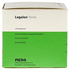 Legalon forte Madaus 100 Stück N3 - Rechte Seite