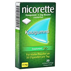 Nicorette 4mg freshmint 30 St�ck