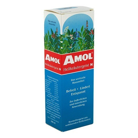 Amol Heilkräutergeist 100 Milliliter