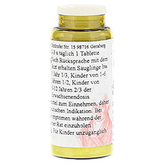 ANTIMONIUM CRUDUM D 6 Tabletten 40 St�ck N1 - Linke Seite