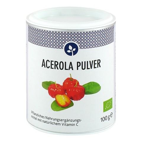 ACEROLA PULVER 100% Bio 100 Gramm
