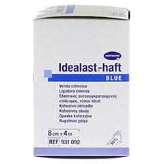 IDEALAST-haft color Binde 8 cmx4 m blau 1 Stück - Linke Seite